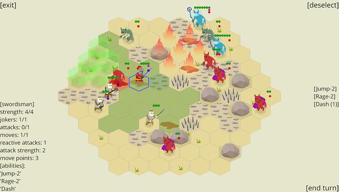 снимок игры из мастера